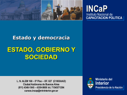 INCaP - Aula Virtual Mendoza