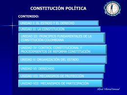 FORMACIÓN DEL ESTADO 2.
