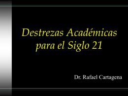 DestrezasAcademicasparaelSiglo21