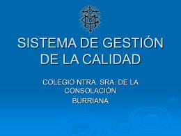 Haga clic - Colegio Ntra. Sra. Consolación Burriana