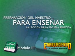 MIII_La_Preparacion_del_Maestro_para_Ensenar
