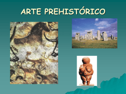 El arte prehistórico 1