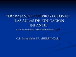 C.P. Berriozar