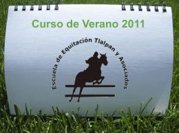 Actividades - Escuela de Equitación Tlalpan y Asociados