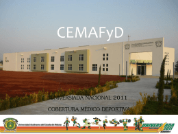 CEMAFyD