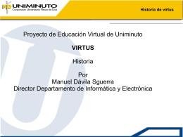 Historia de virtus