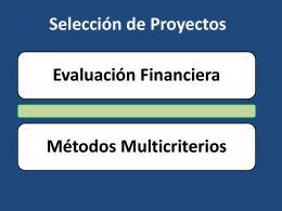 Metodos Multicriterios