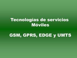 ¿Que es GSM?