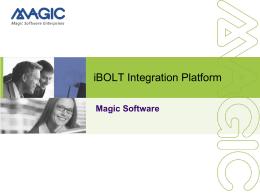 iBOLT Presentation