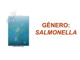 DIAPOSITIVAS_TEMA_14.2._Genero_SALMONELLA