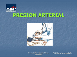 presion arterial - Conquismania.cl