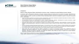 CV Noemi Vargas 01302012