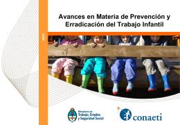 Comisión Nacional para la Erradicación del Trabajo Infantil