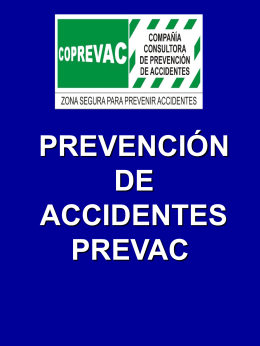DOCTRINA PREVAC FAP