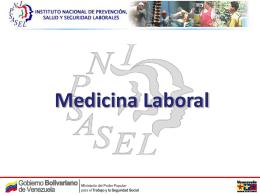 Exposición Medicina Social y del Trabajo