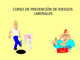 riesgo laboral