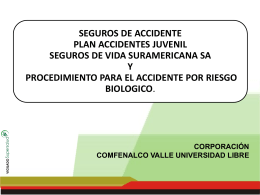 Seguros de accidente plan accidentes juvenil seguros de vida