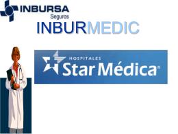 GMM INBURMEDIC STAR MEDICA ENERO 2011