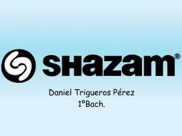 Dani Trigueros - Shazam - TICO