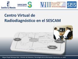 Servicio de Salud de Castilla-La Mancha Consejería de Salud y
