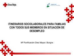 itinerarios sociolaborales para familias con todos