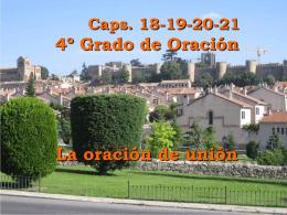 4º Grado: La Oración de unión