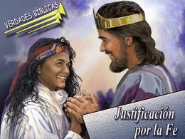 Justificación por la fe - Iglesia Adventista de Palermo