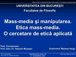 Etica mass