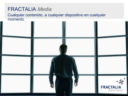 Media - Fractalia Remote Systems