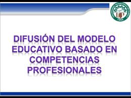 Competencias específicas - Universidad Tecnológica de Puebla
