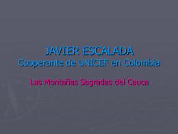 UNICEF COLOMBIA - Vidasolidaria.com