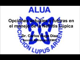 Afectación Renal en Lupus