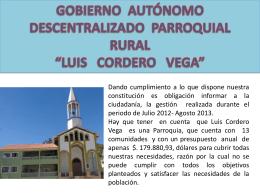 asamblea parroquial septiembre 2013