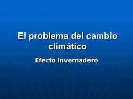cambio climatico_ClaseVII