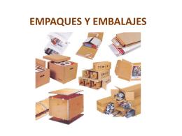 empaques y embalajes