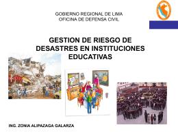 41.04 sismos y simulacro para instituciones educativas