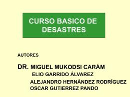 Desastres  - Ilustrados.com
