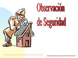 Observaciones de Seguridad- P. Fernandez- PW