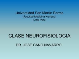 TEORIA NEUROFISIOLÓGICA