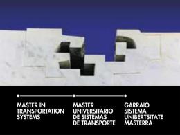 Master en Sistemas de Transporte reunion MIT junio