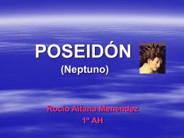 POSEIDÓN - alumnoslatin1bach