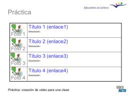 Diapositiva 1 - Grupo Multimedia-EHU