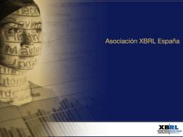 Objetivos - Asociación XBRL España