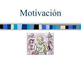Dirección y Motivación