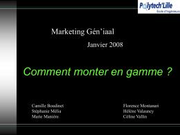 Travailler la qualité - Marketing4innovation.com
