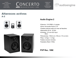 72_AudioEngine products 2011