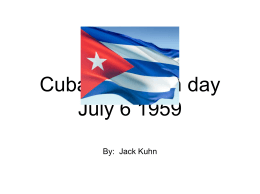 CubaRevolutionDay