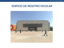Centro de Información Académica