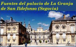 Fuentes de La Granja