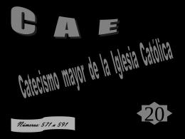 catecismo 20 - Salesianos Pozoblanco